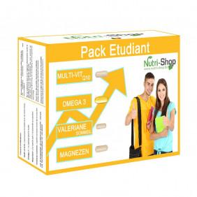 Pack étudiant 4 produits...