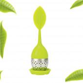 Boule à  thé de couleur vert nutri-shop