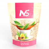 Thé Minceur Nutri-shop Multi Fruits sachet de 100 gr