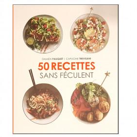 Lvre 50 recettes sans féculent